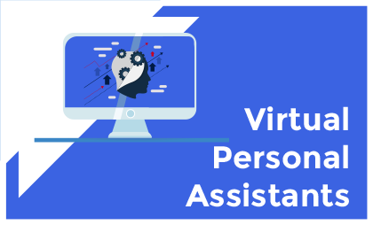 virtual personal assistants - SERVICES